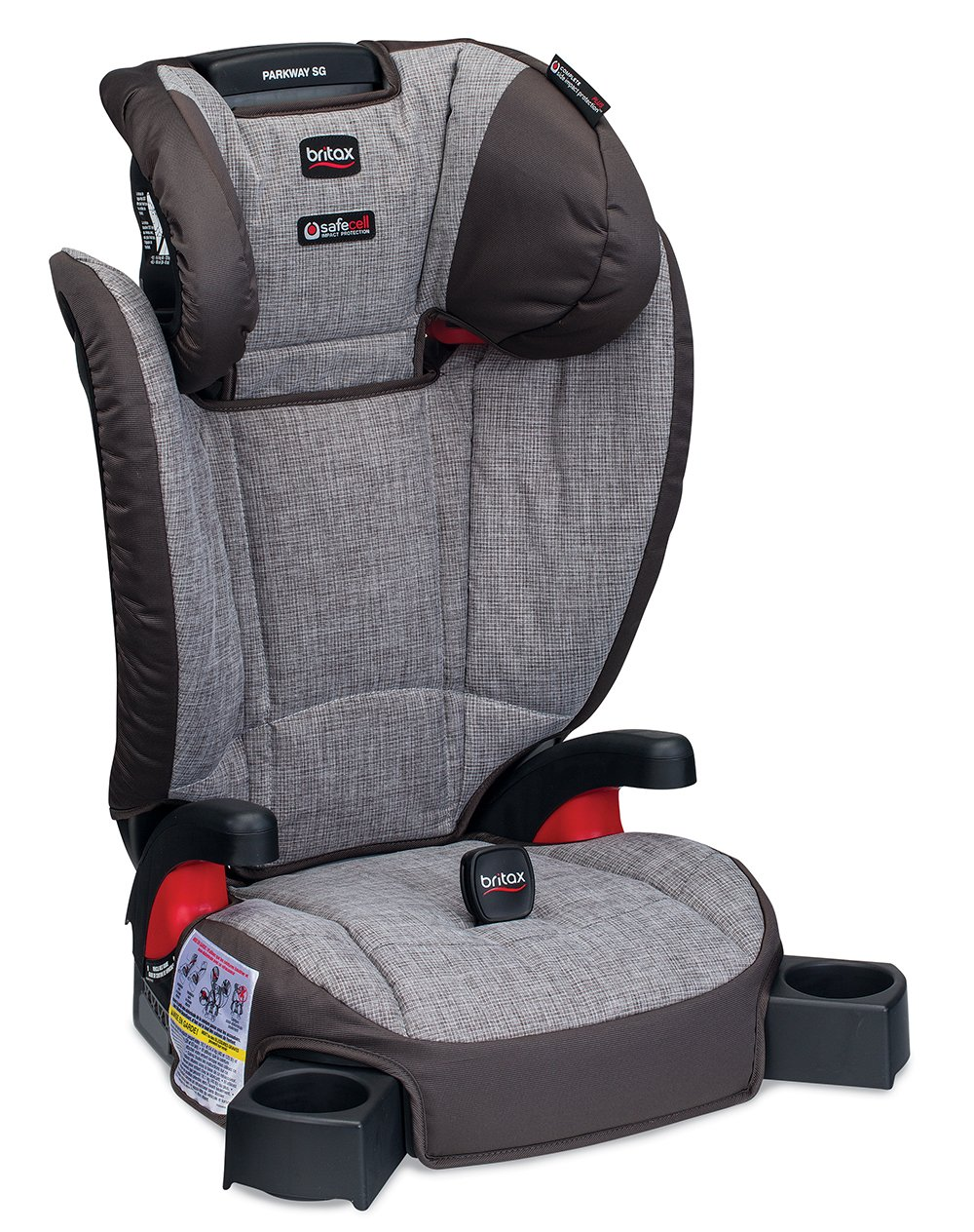 Amazon Britax Parkway SG Belt Positioning Booster Car Seat