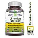 Amazing Nutrition Chromium Picolinate Supplement