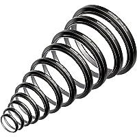 Neewer 11 Piezas Step-up Anillo Adaptador Set Hecho de Aluminio Anodizado Premio, Incluye: 26-30MM 30-37MM 37-43MM 43…