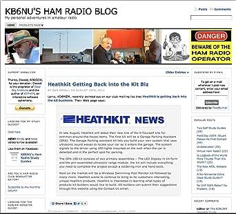 Amazon.com: KB6NUs Ham Radio Blog: KB6NU Dan Romanchik ...