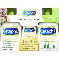 Cetaphil Mositurizing Lotion 2 X 20 Fluid Ounce with 4 Ounce Bonus