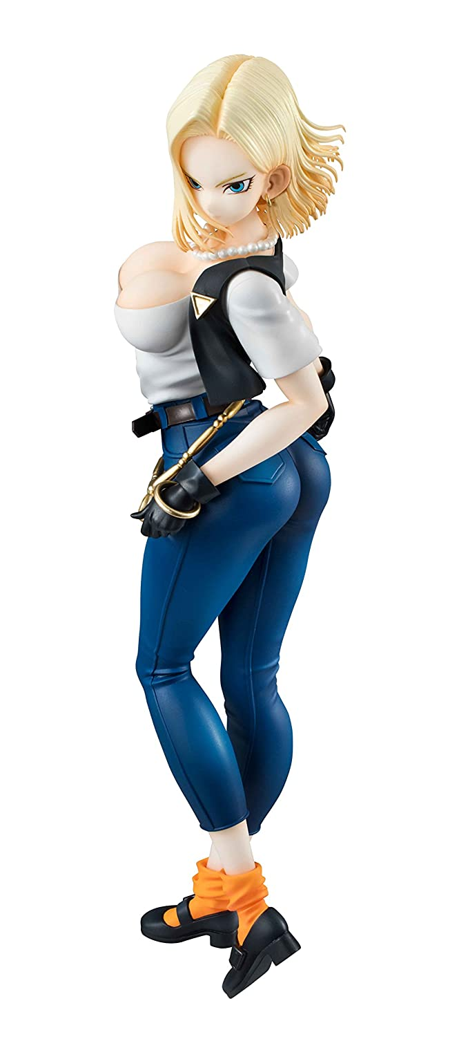 Megahouse Dragon Ball DB Gals Android 18 Version 2 PVC Figure
