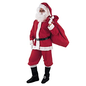 Limit Sport - Disfraz de Papá Noel para hombre (MA197)