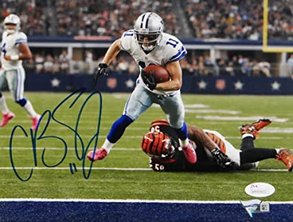 87b80a89e Image Unavailable. Image not available for. Color  Cole Beasley Signed ...