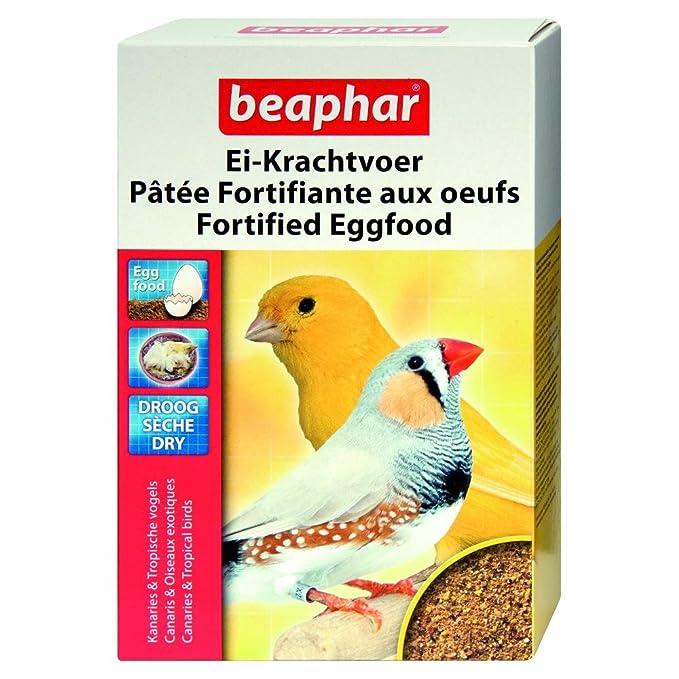 Beaphar - Suplemento de huevo para pájaros (Talla Única/Variado): Amazon.es: Ropa y accesorios