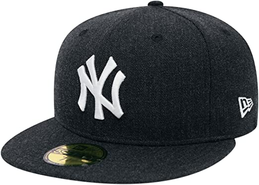 New Era 59Fifty Seasonal Heather MLB New York Yankees Gorra New Era Gris 7