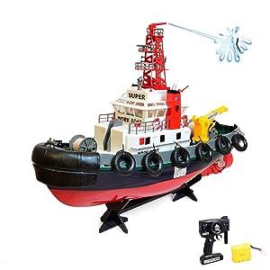 Ferngesteuerte Schiffe