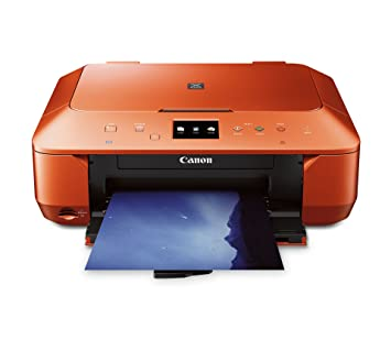 Amazoncom Canon Pixma Mg6620 Wireless All In One Color Cloud