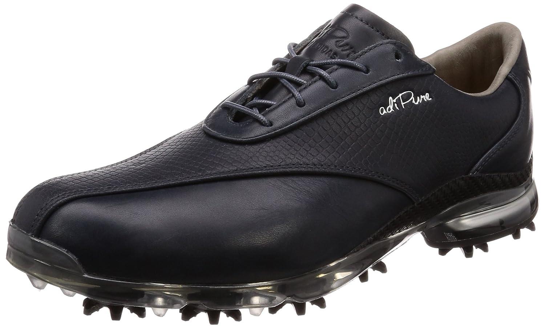 [アディダスゴルフ] ゴルフシューズ アディピュア TP 2.0 メンズ B079YTKG6M 26.5 cm オニキス/オニキス/シルバーメタリック