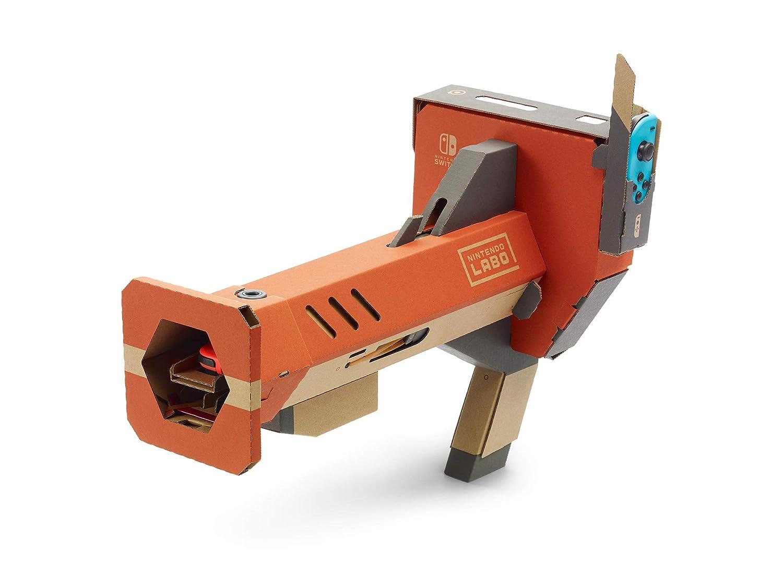 Nintendo Labo Toy-Con 04: VR Kit for Nintendo Switch USA: Amazon.es: Nintendo, Nintendo of America: Cine y Series TV