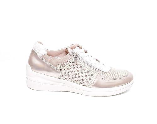Borse Donna E Scarpe Sneaker Pelle Mephisto Amazon it 4PAP0