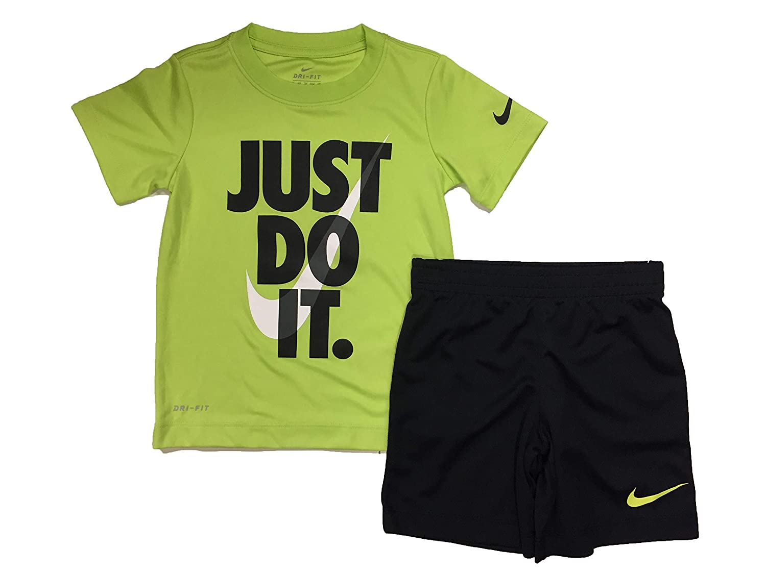 47cc4feccd5cb Amazon.com: Nike Baby Boys' 2-Piece Shorts Set Outfit: Clothing
