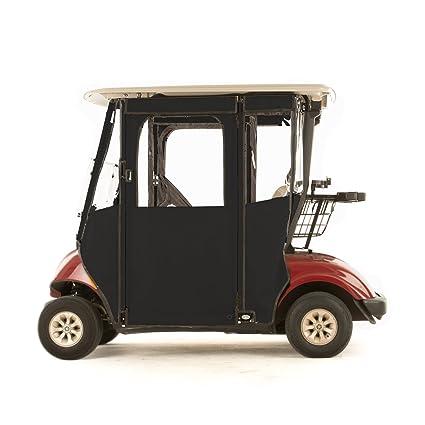 Amazon.com : DOOR-LUX Golf Cart Sunbrella Enclosure for Yamaha G29 on golf cart convertible top, golf cart side curtains, golf cart rain curtains,