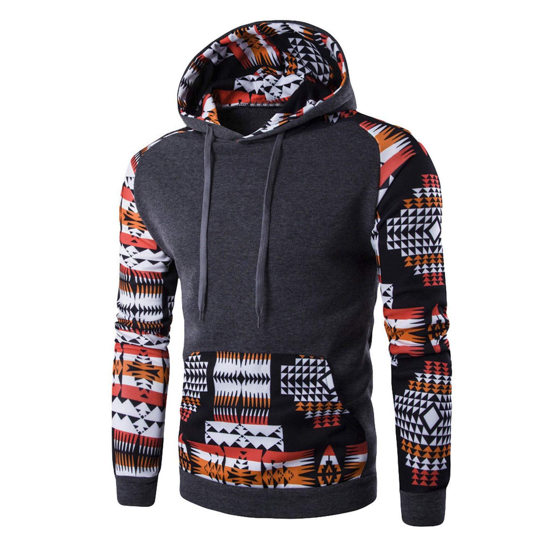 Amazon.com: Fashion Men Women 3D Hooded Pop Art Print Geometric Flowers Eye Sweatshirt Pullovers with Pocket,Lavender,XL: Clothing