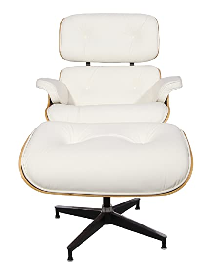 MLF Reproduction Of Eames Lounge Chair U0026 Ottoman. High Elastic Polyurethane  Foam Cushions.