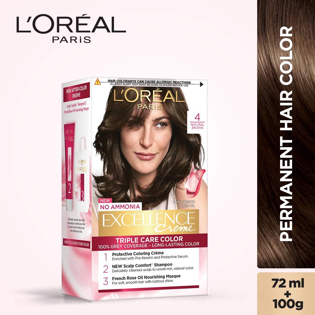 Hasil gambar untuk L'Oreal Paris Excellence Creme Hair Color
