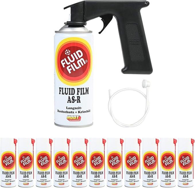 Fluid Film As R 12x Sprühdose 400ml Plus Spraymaster Auto