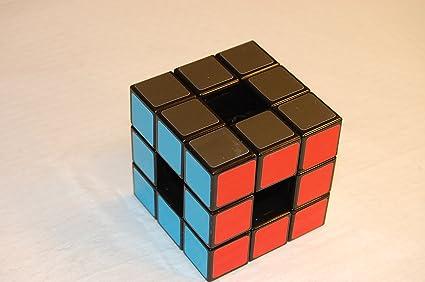 Honesty Cuberspeed Qiyi Mirror 3x3x3 Blue/golden/silver Sticker Magic Cube Magic Cubes