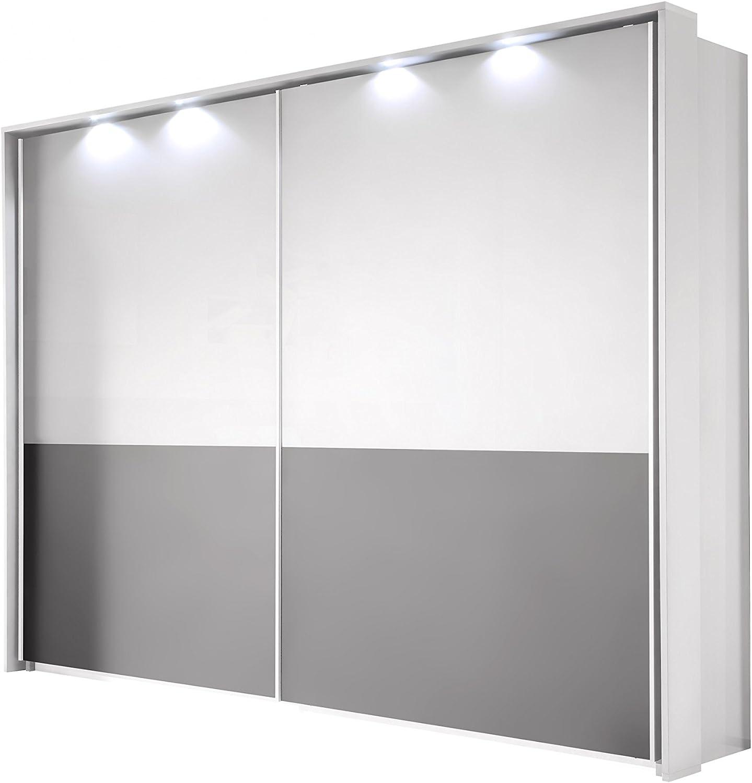 match Armario de puertas correderas (220 x 218 cm): Amazon.es: Hogar