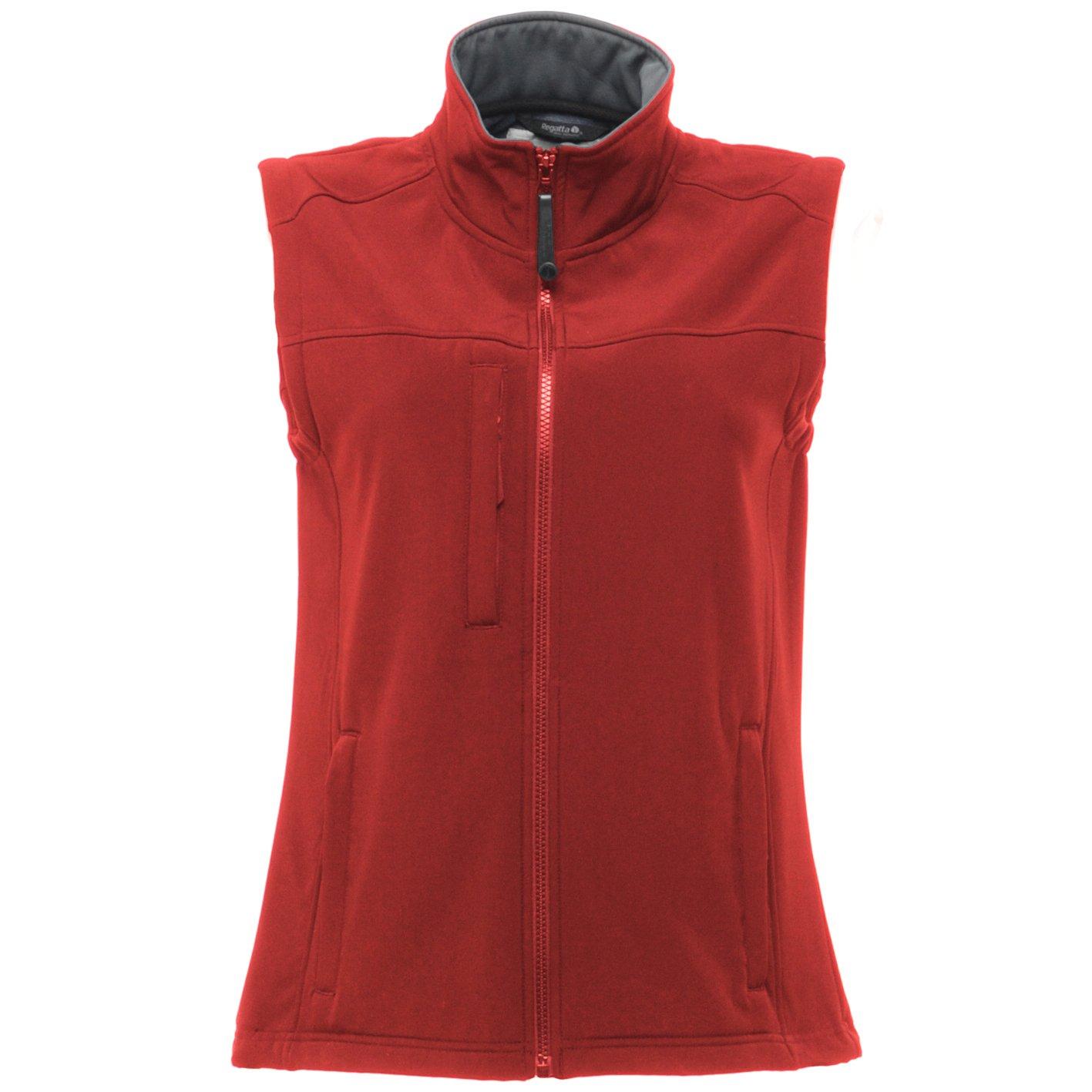 Regatta Womens//Ladies Flux Workwear Stretch Softshell Gilet Bodywarmer