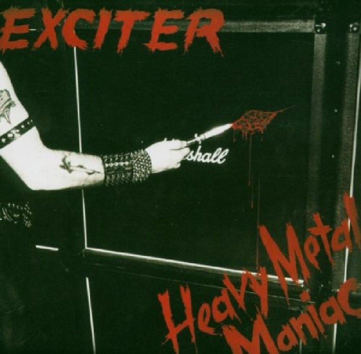 CD : Exciter - Heavy Metal Maniac (CD)