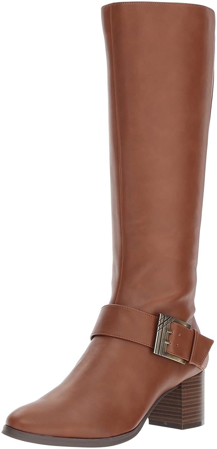 Aerosoles Women's Chatroom Knee High Boot B06Y5ZSYN4 8 W US|Tan