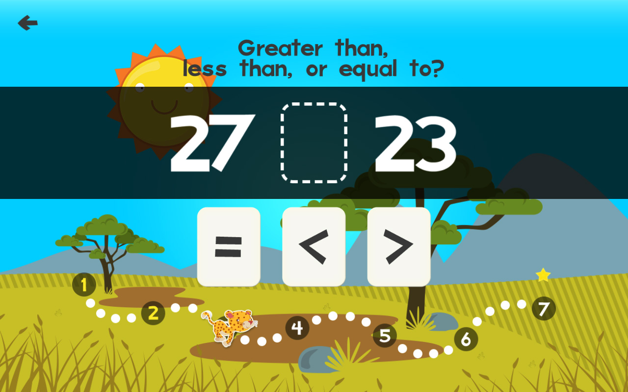 Amazon.com: Animal Math First Grade Math Games for First Grade and ...