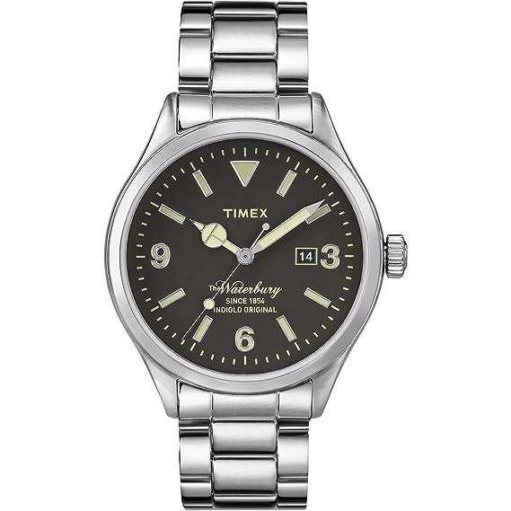 5026428415d7 Timex TW2P75100 Reloj Análogo
