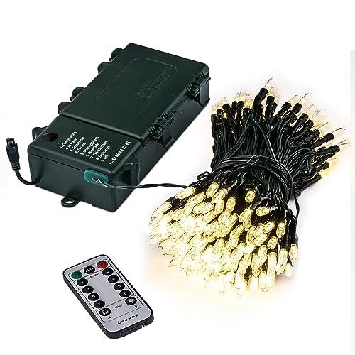 Battery Run Christmas Lights String Amazon Com