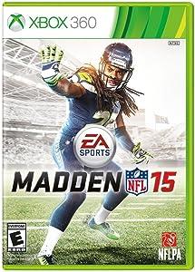 b0cae7288bf Madden NFL 15 - Xbox 360: Electronic Arts: Video Games - Amazon.com