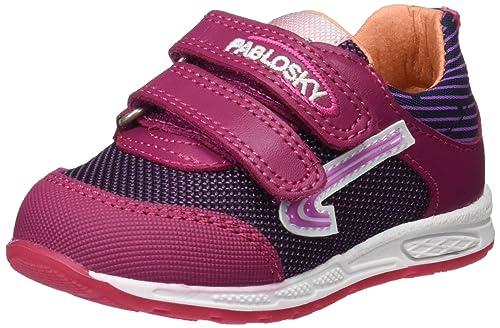 Pablosky 266561, Zapatillas de Deporte para Niñas, Rosa (Rosa), 36 EU
