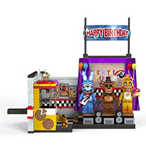 McFarlane Toys Five Nights at Freddy's The Toy Stage Large Set