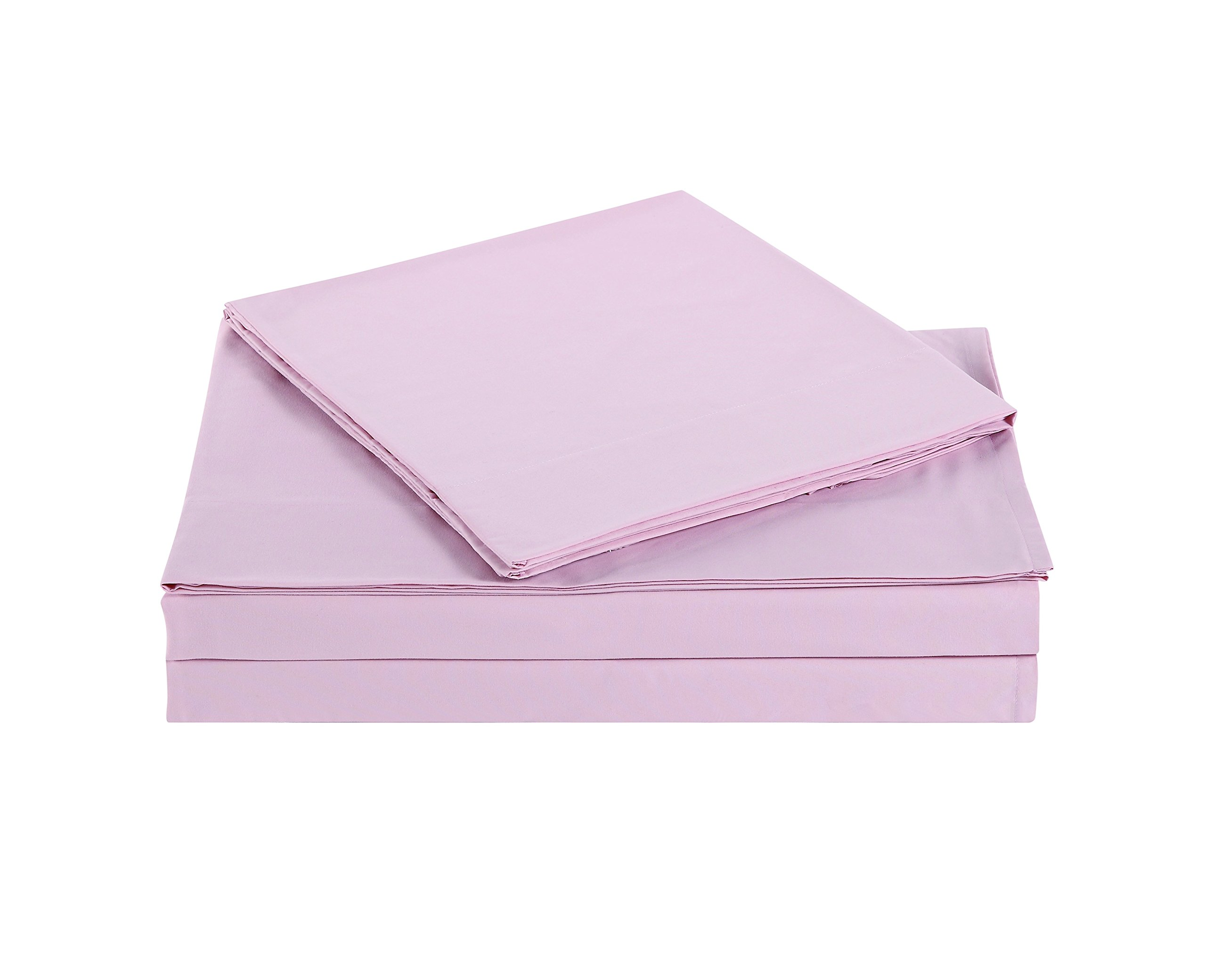 Truly Soft Everyday Sheet Set, SS1658BSQN-4700, Queen Blush by Truly Soft Everyday