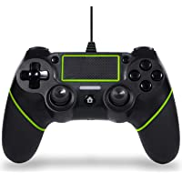 Sefitopher PS4 Wired Controller for Playstation 4/pro/Slim/PC/Laptop with Functions Such as Vibration, Colored LED…
