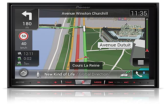 Pioneer AVIC-F77DAB A/V Receiver Drivers Download Free