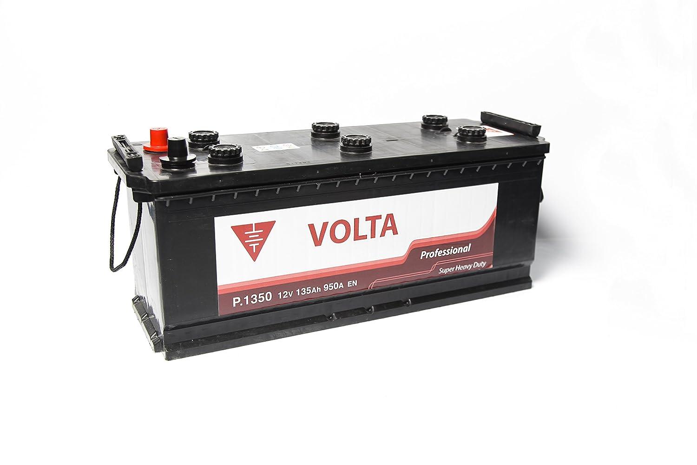 Bateria de coche 135 Ah +Izq Industria del coche