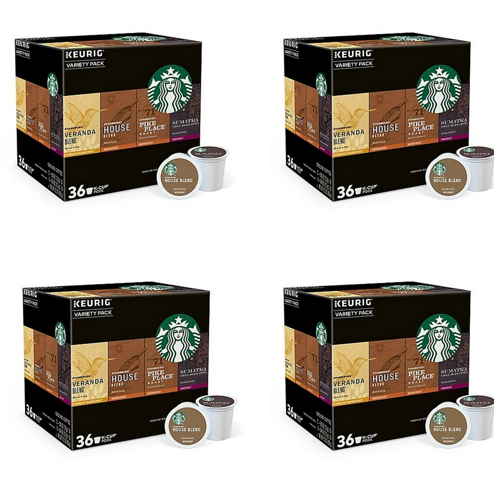 Keurig Starbucks 36-ct. K-Cup Pods Coffee (4)