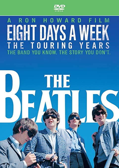 The Beatles - Eight Days A Week - The Touring Years Italia DVD