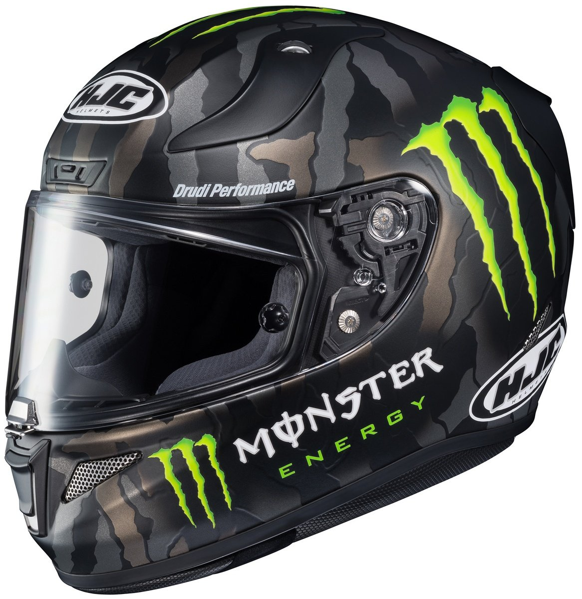 HJC RPHA 11 Pro Helmet - Monster (MEDIUM) (MEDIUM)