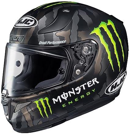 Hjc Rpha 11 >> Amazon Com Hjc Helmets Rpha 11 Pro Helmet Monster X Large