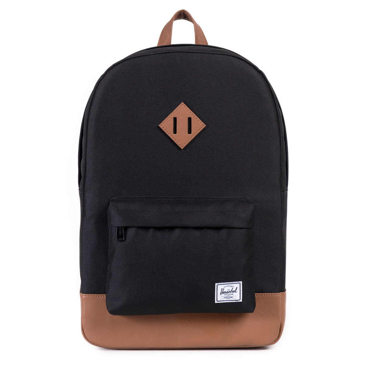 Herschel Supply Company Heritage Black Tan Black/Tan 1146_7178