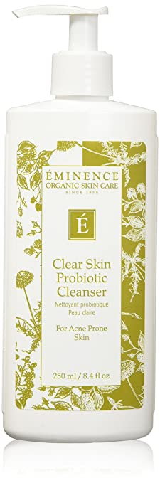 Eminence Clear Skin Probiotic Cleanser, 8.4 Ounce