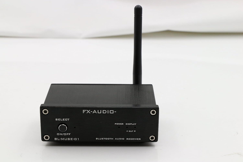 Silver FX Audio BL-MUSE-01 CSR 57E6 HIFI Lossless Bluetooth Audio Receiver