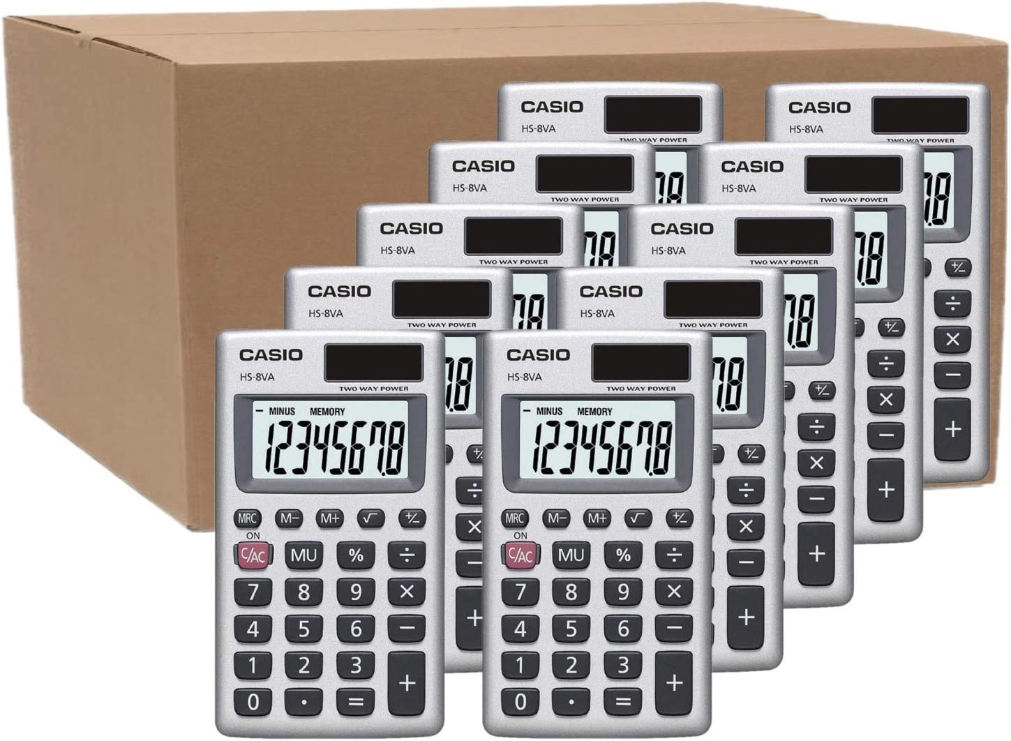 Best 8 digit calculator 2020