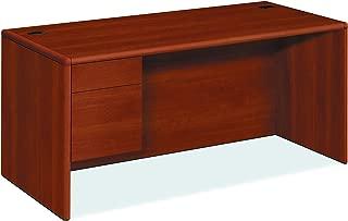 product image for HON 10700 Series Left Pedastal, Cognac