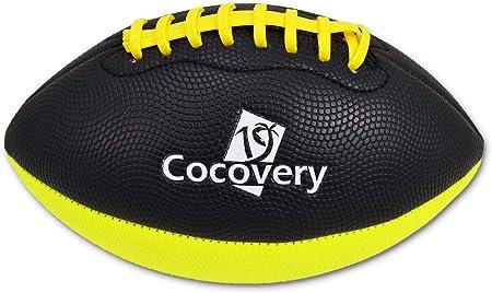 Balón Fútbol Americano Playa-Cocovery19 (Azul): Amazon.es ...