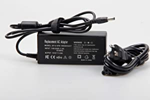 65W Charger AC Adapter for Compatible with Dell OptiPlex 3020M 3040M 3050 3060 3070 5050 7040 9020M Micro Desktop PC Power Supply Cord