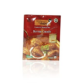 Great Kitchens Of India Masala Mix   Butter Chicken, 80g Pouch