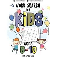 Word Search for Kids Ages 8-10: Word search