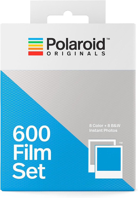 Polaroid Originals 4844 - Set de películas Tipo 600 (1 Paquete ...